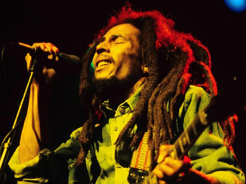 70th Birthday Tribute to the Legend: ��� ������ �������� ��� ����� Bob Marley