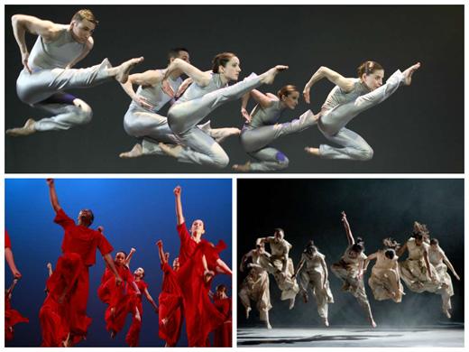 Οι χορευτικές παραστάσεις που αξίζει να δείτε